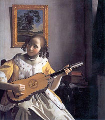 Baroque Guitar