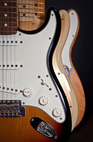Plug it in: the Electric Guitar
