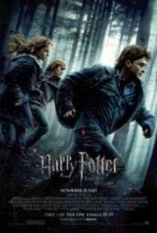 Deathly Hallows  Part 1 movie