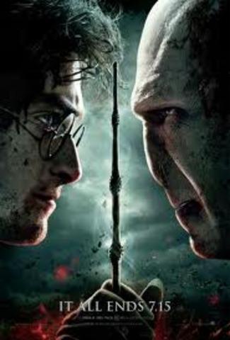 Deathly Hallows Part 2 Movie