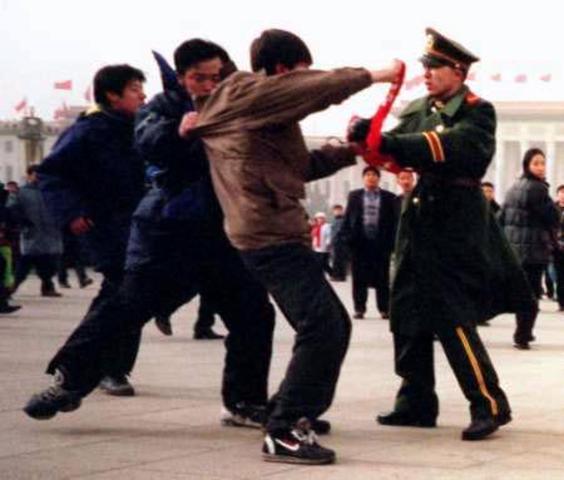 Martial Law? A Possible Problem.