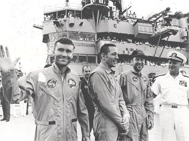 Apollo 13 Aborted Crewed Landing