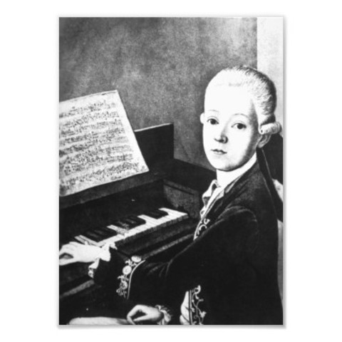His first known composition