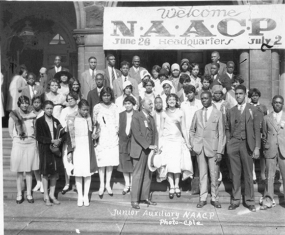 Northward Migration (The Great Migration) WW1 & NAACP