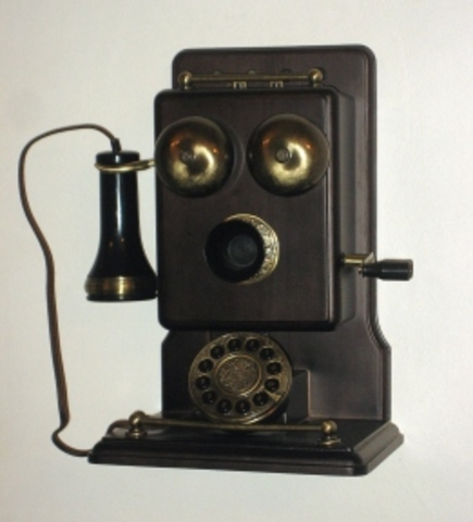 The First Rotary Dial Phone