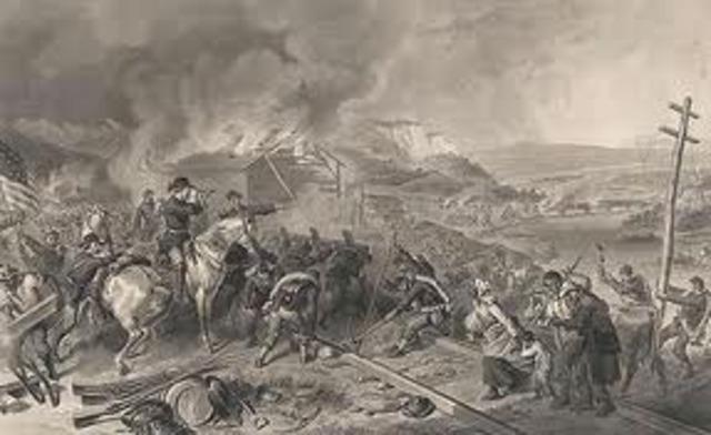 Savannah Campaign (March to Sea) Begins