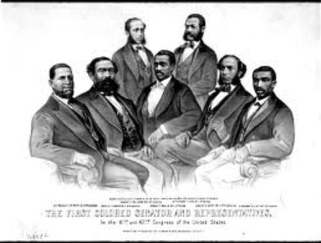 1st Black Legislatures