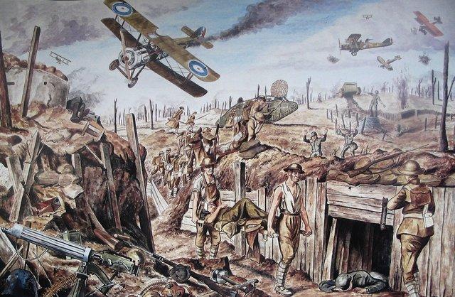Eerste wereld oorlog (1914-1918)
