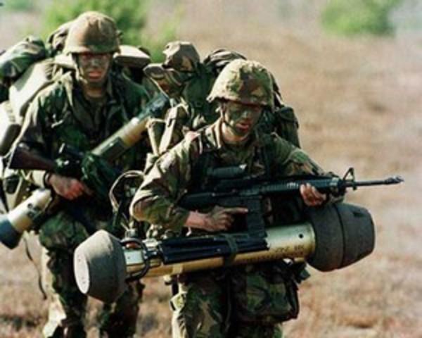 Inval van Afghanistan door VS