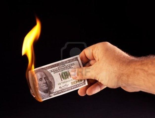 Begin financiele crisis