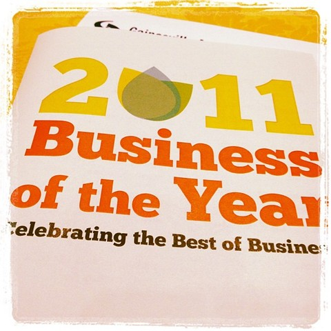 CMC Up for Business of the Year