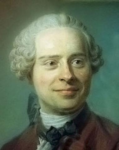 Jean le Rond D'Alembert o Jean Le Rond d'Alembert
