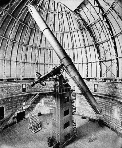 Largest Refracting Telescope