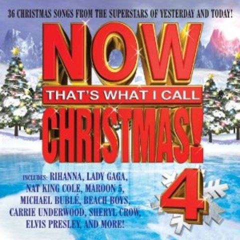 NOW! That's What I Call Music: Christmas 4