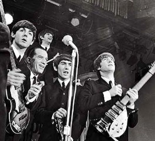 The Break-up of the Beatles