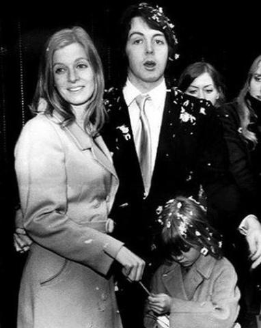 Paul McCartney's marriage