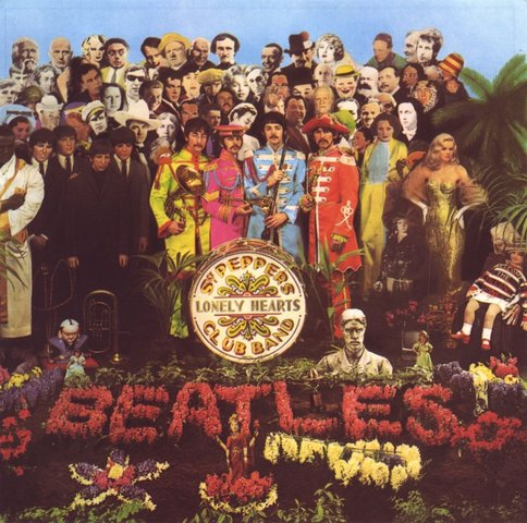 8th and greatest album of The Beatles