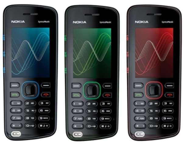 Second generation Cell phone networks