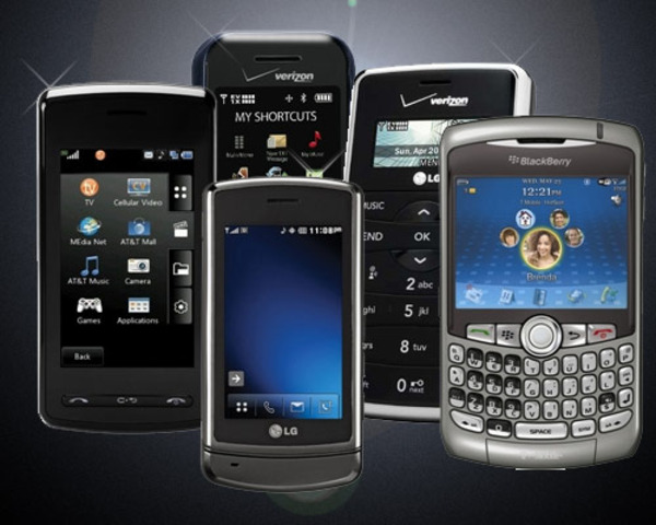 Third Generation of Cell Phones