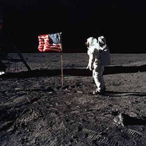 Maan landing