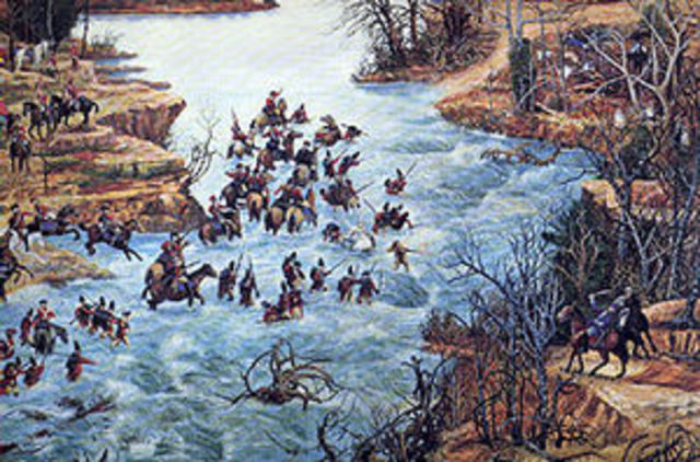 The Battle of Cowan's Ford