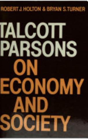Economy and Society (Parsons)