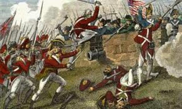 Battle at Bunker Hill