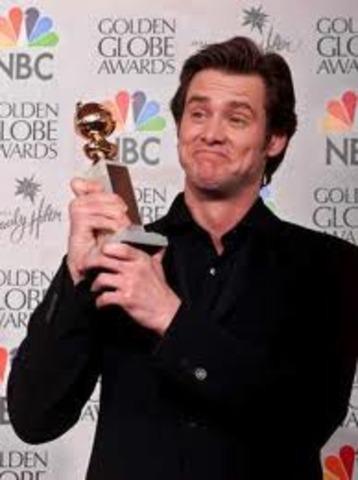 Wins a Golden Globe Award