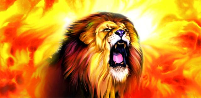 Symbol 1 The Lion