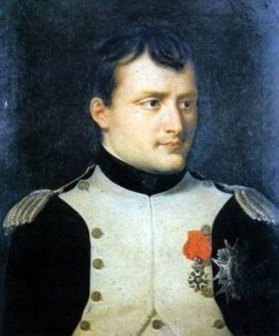 Napoleon farther death