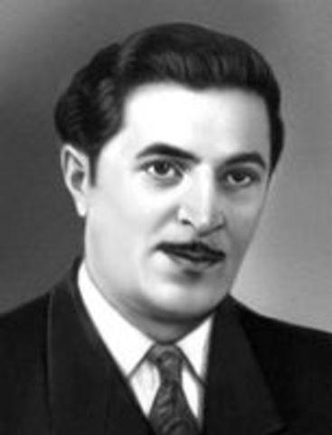 Ниязи Зульфугар оглы Тагизаде-Гаджибеков