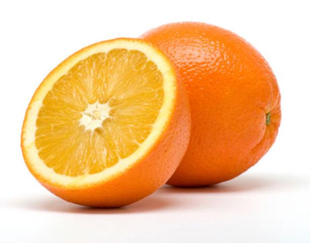 Symbol #1 Orange