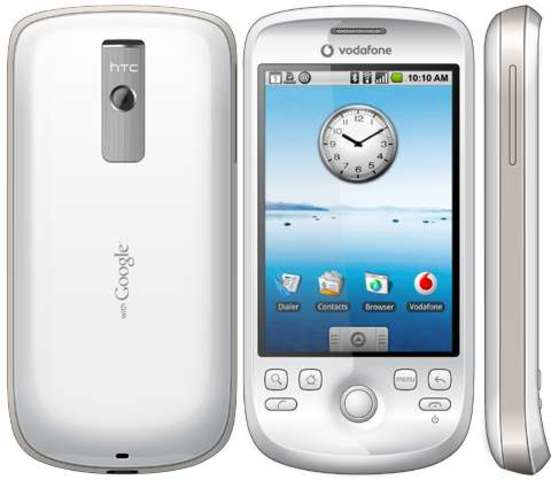 HTC MyTouch Slide Mobile Phone Surfaced