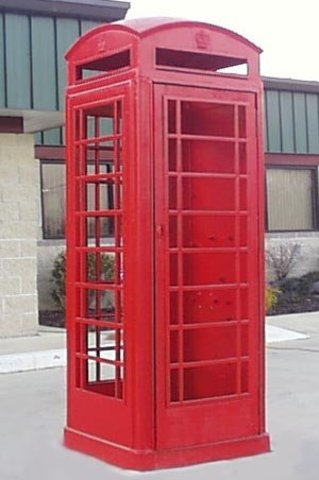 Phone Booth Stuffing Becomes Popular Activity