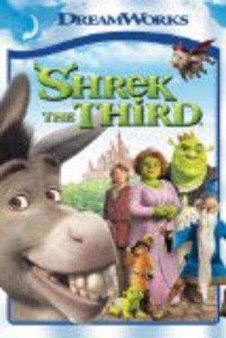 Shrek the Thrid
