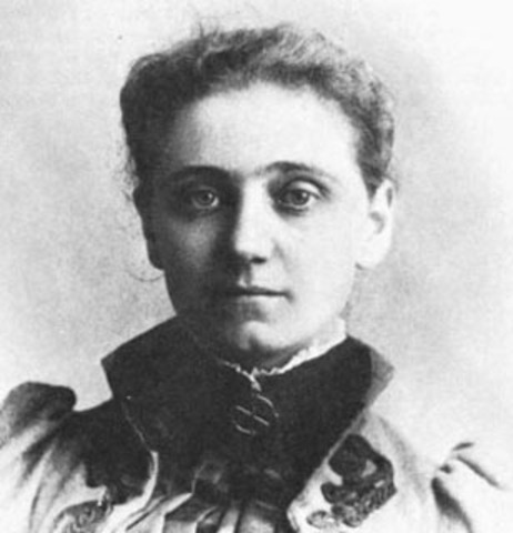 Jane Addams Founded Woman's Peace Party