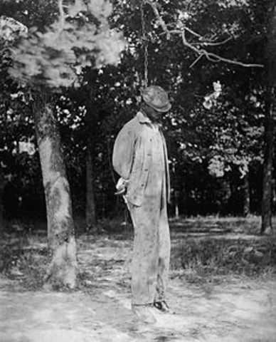 Lynchings and Mobs