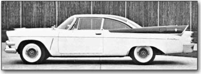 1958 DODGE CUSTOM ROYAL