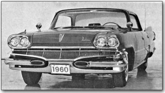 1960 DODGE DART: