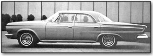 1963 DODGE CUSTOM 880