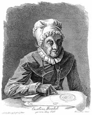 Caroline Herschel-English