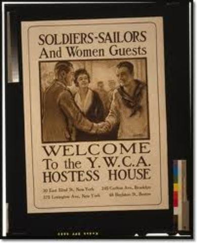 """""""Hostess House"""" Opens in NY"""