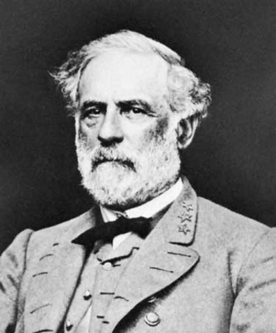 Robert E Lee Resigns from US Army
