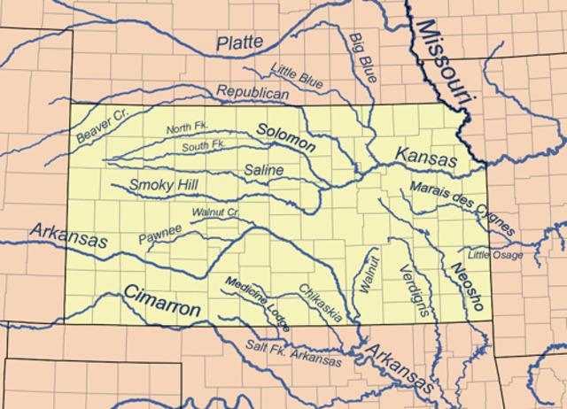 Lawrence Kansas
