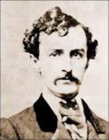 John Wilkes Booth Killed
