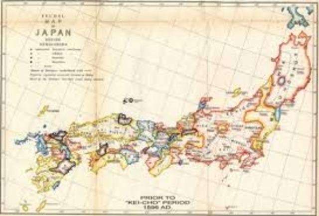 Feudal Japan (1185–1868)