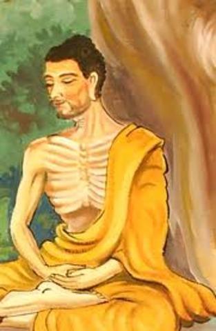 "Siddhartha Gautama, known as the Buddha ""the Enlightened One"" (c. 563-483 BCE),"