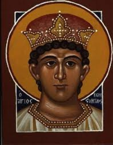 Constantine (272-337) the Great and Christianity