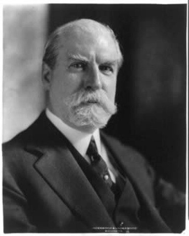 Charles Evans Hughes because republican govenor of New york