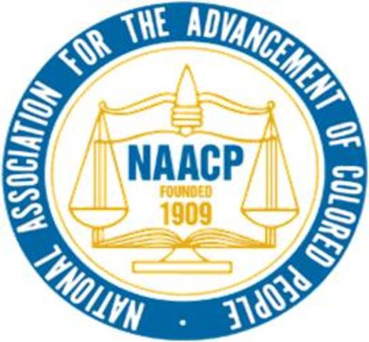 Creation of the NAACP